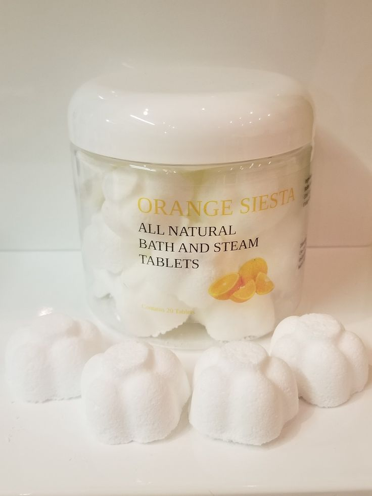 Bath and steam room tablets giving you a therapeutic aroma experienceUse these at home or in the ...