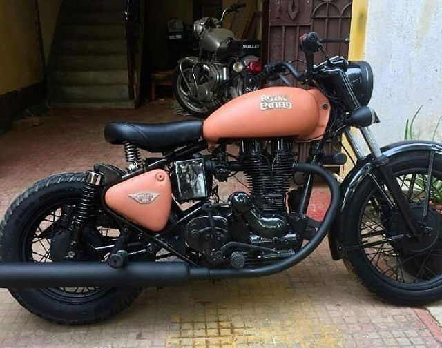 Best Modified Royal Enfield