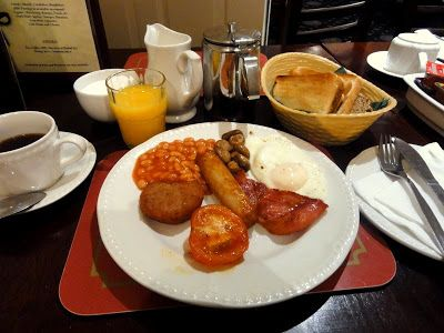 Travel & Lifestyle Diaries: Irish Breakfast