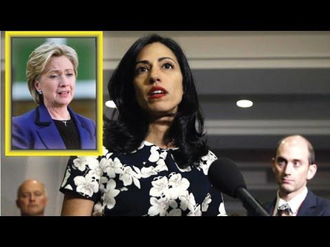 IT'S OVER: Huma Abedin  Just Flipped! What She Did Minutes Ago Has Hilla...