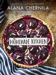 """Collects recipes suitable for any occasion from the author of """"The Homemade Kitchen,"""" including stuffed winter squash, braised lamb shanks, corn and nectarine salad, asparagus carbonara, cinnamon swirl bread, and summer trifle."""