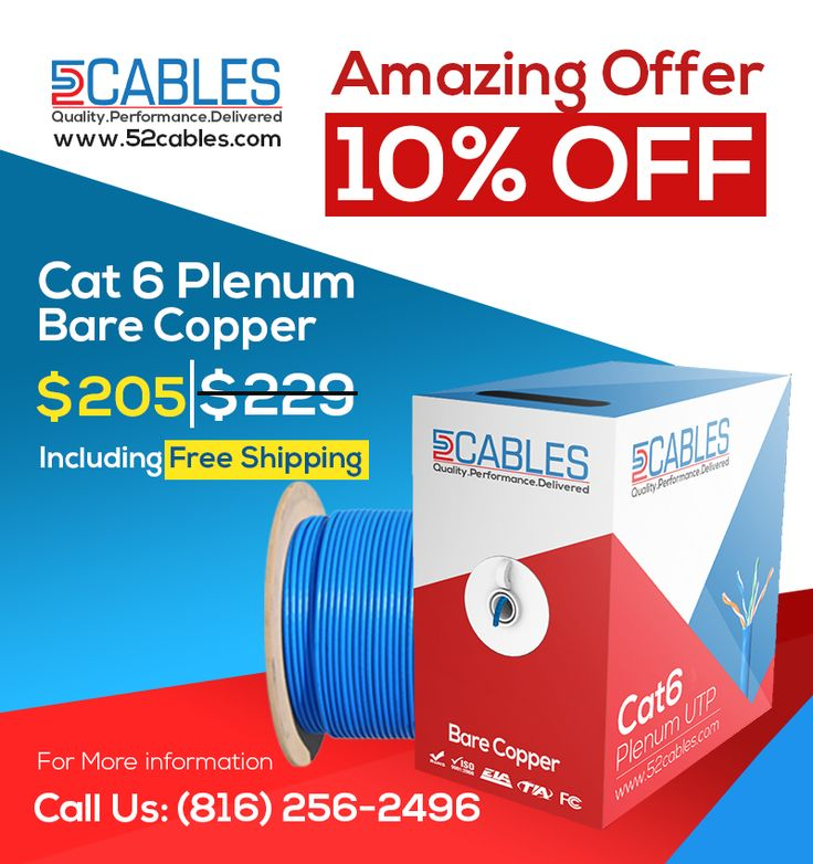 7 best Cat6 images on Pinterest | Cable, Electrical cable and Wire