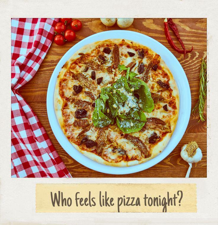 Who feels like #pizza tonight? #polaroidfx #polaroid #italy #rome #naples #venice #yummy #tomato #cheese #food
