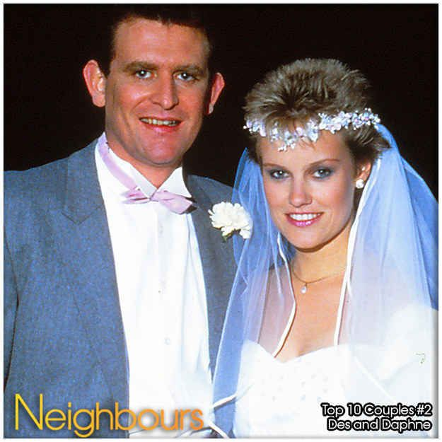 Daphne and Des | Top 10 Neighbours Couples Of All Time