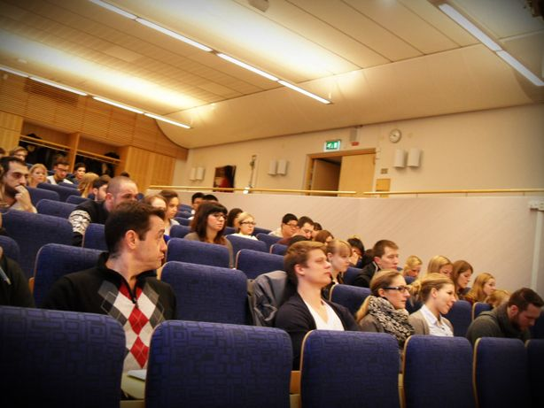Brandba.se 2014 goes live at Lund University