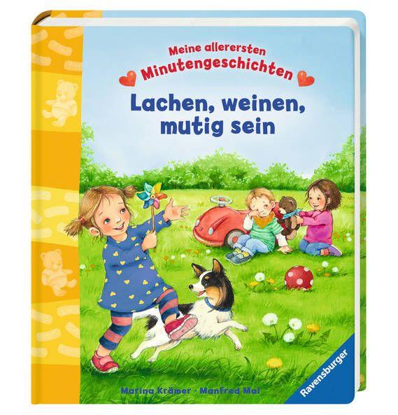 Ravensburger Buch Lachen, Weinen, Mutig sein