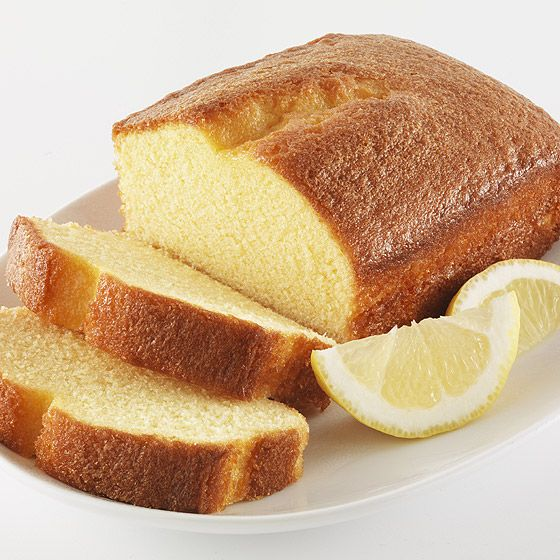 Lemon Almond Cake With Almond Flour