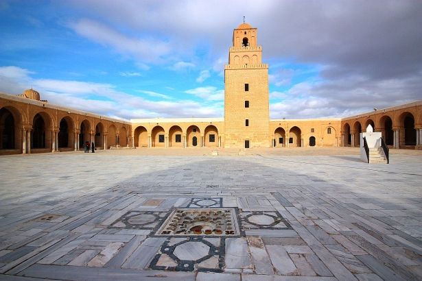 Grande Moschea di Kairouan, meraviglia tunisina