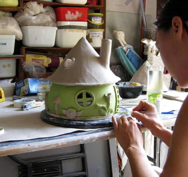 One Day Pottery Hand Building Course by somethingatmarys on Etsy