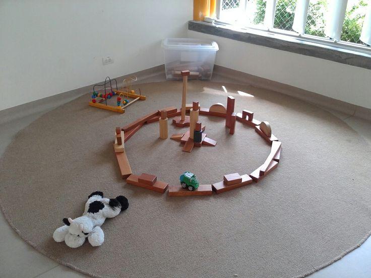 morning circle space