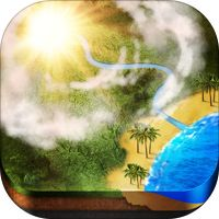Weather Cast HD FREE : Live World Weather Forecasts & Reports with World Clock for iPad & iPhone' van XLabz Technologies Pvt. Ltd.