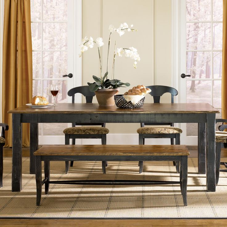 30 best Canadel Custom Dining Furniture images on Pinterest