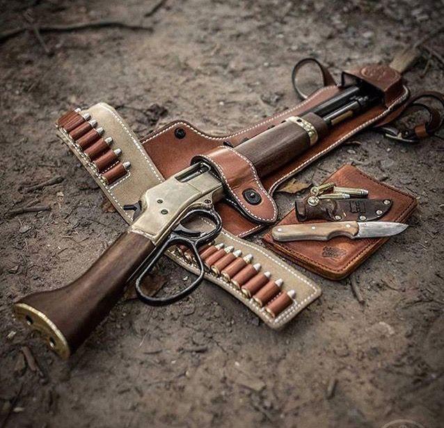 Henry Mares Leg lever action rifle http://riflescopescenter.com/category/nikon-riflescope-reviews/