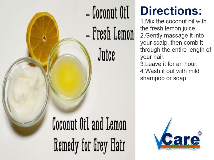#Home Remedy For Grey Hair For more visit :http://vcaretrichology.com/