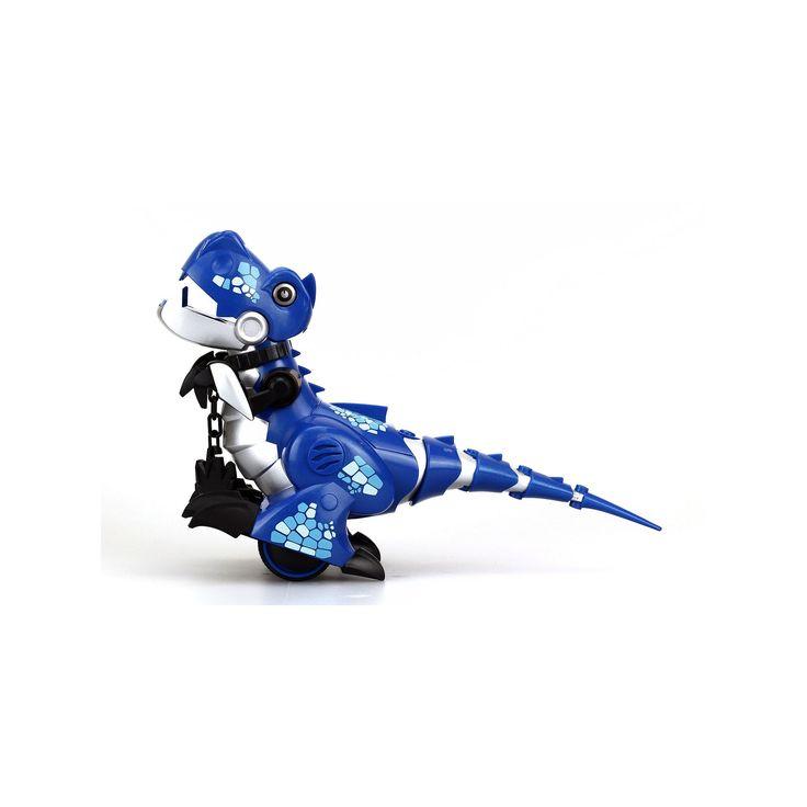 Silverlit Train My Dino Toy, Blue
