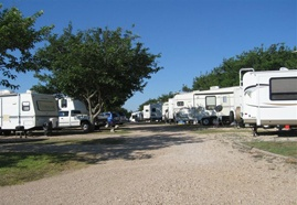 Belton RV very close to the Bell County Expo Center (think rodeos, fairs and conventions)