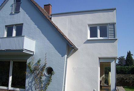 Matthias Nopto - Architekt - Erweiterung Siedlungshaus K