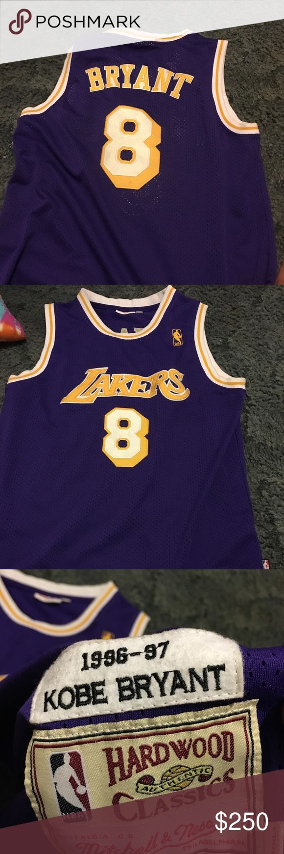 Kobe Bryant hardwood classic rookie year Great condition Other