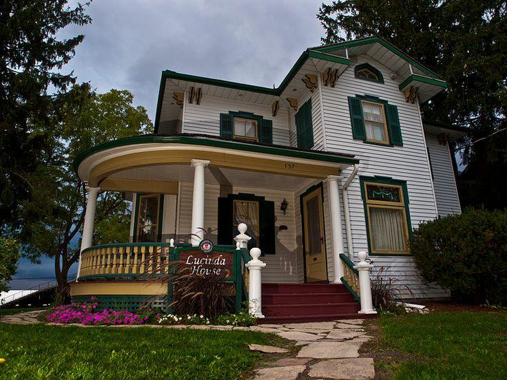 Lucinda House