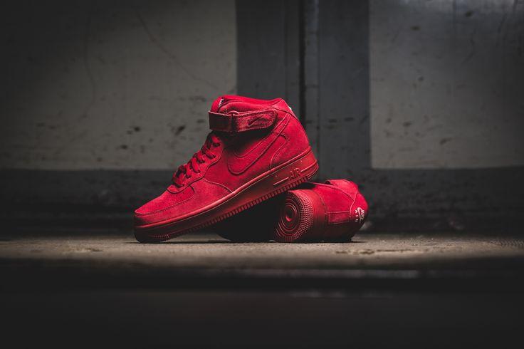 Nike Air Force 1 Mid 07 (315123-609) Gym Red  Restock Now #solecollector #dailysole #kicksonfire #nicekicks #kicksoftoday #kicks4sales #niketalk #igsneakercommuinty #kickstagram #sneakflies #hyperbeast #complexkicks #complex #jordandepot #jumpman23 #nike #kickscrew #kickscrewcom #shoesgame #nikes #black #summr #hk #usa #la #ball #random #girl #adidas