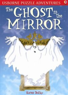 The Ghost in the Mirror #children's #books #Usborne #Halloween #puzzle #ghosts #trickortreat #spooky www.usborne.com