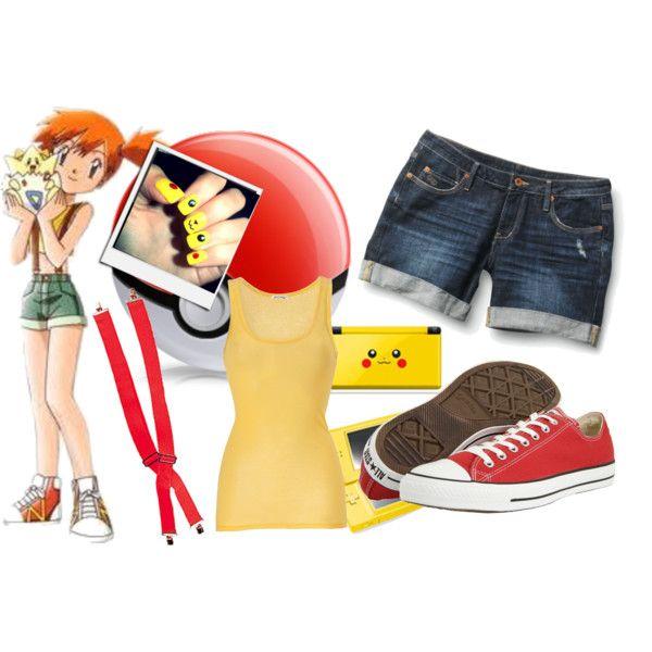 """Misty Pokemon Closet Cosplay"" By Cherubicwindigo On"