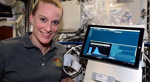 First DNA Sequencing in Space by NASA a Big Success #DNAsequencing #minion #nanopore #nasa