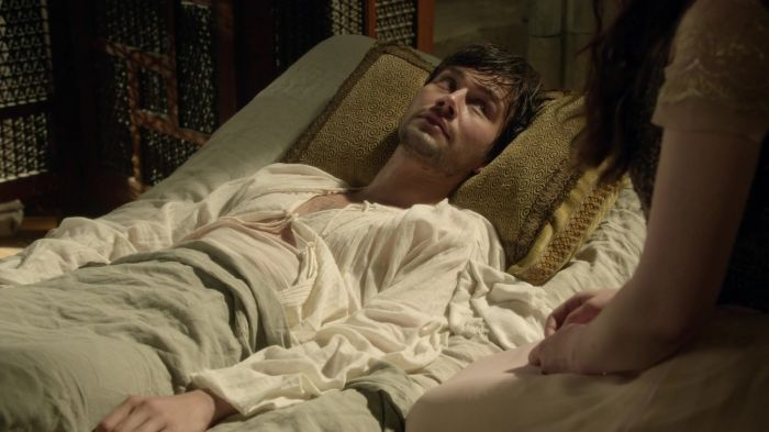 "Torrance Coombs as Sebastian ""Bash"" de Poitiers in Reign"