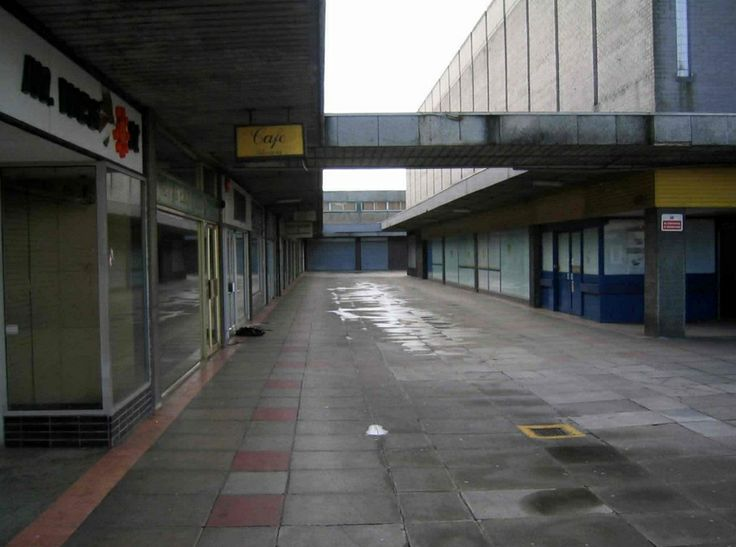 One the best places in the world. Plymouth, shopping. So many memories. All been ripped to the ground and replaced with soul less shopping...who remembers purple haze?