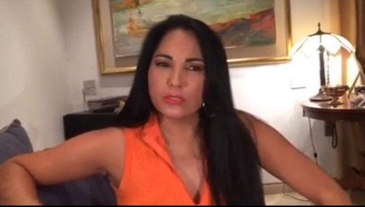Video|Lilibeth Morillo: El señor José Luis Rodríguez 'El Puma' siempre va a ser mi papá | Últimas Noticias