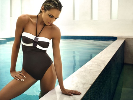 Candice Swanepoel for Zeki Swimwear 2010