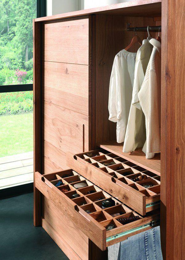 Armoire Herning Cocktail Scandinave / Dressing chambre / Chambre: 10 armoires déco pour optimiser ses rangements - Marie Claire Maison