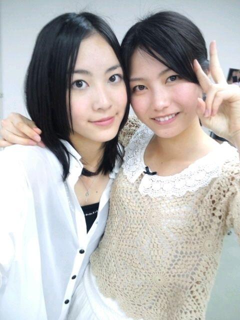 Jurina and Yuihan #AKB48