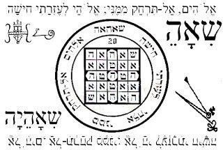 Elohim: שִאָהֵ ( Shin Alef Hey ) Angel nº 28 del 5 de agosto hasta el 9 de agosto