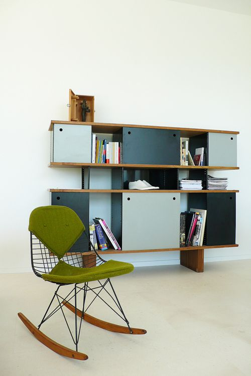 Charlotte Perriand shelves