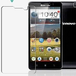 Screen Protectors 0.3mm Tempered Glass Film for Lenovo P780 0.2mm Round Border High Transparent Screen Protector Film with Clean Tools <3 Offer can be found by clicking the VISIT button