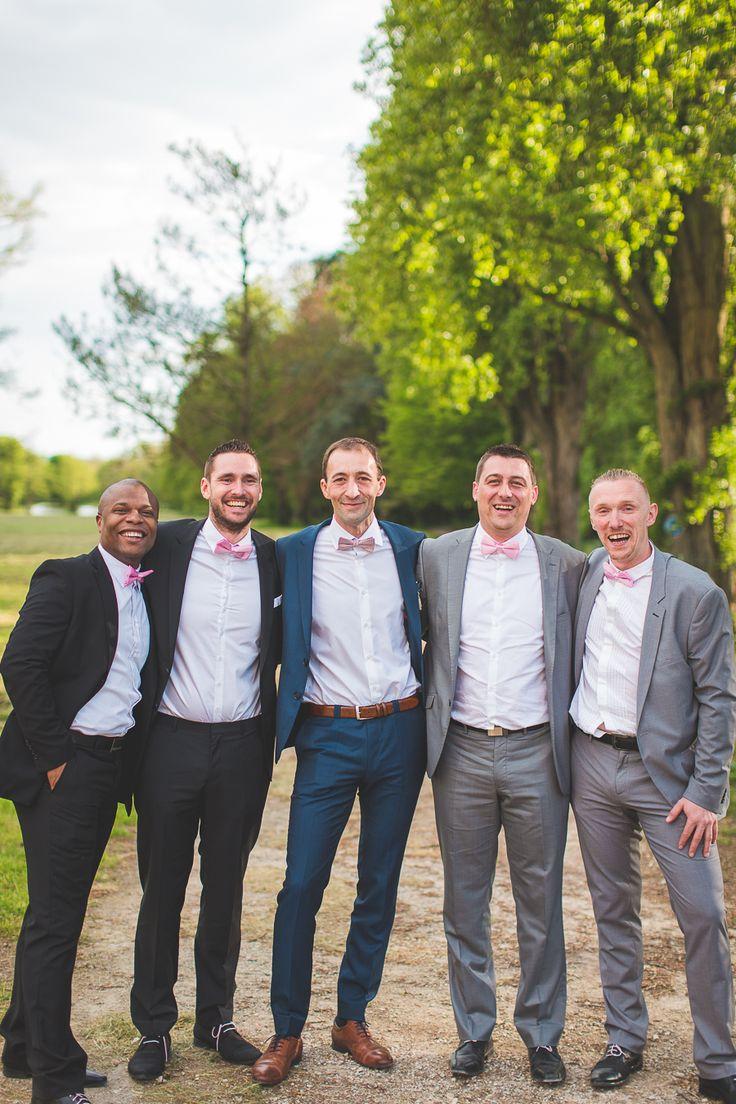 groomsmens bow tie