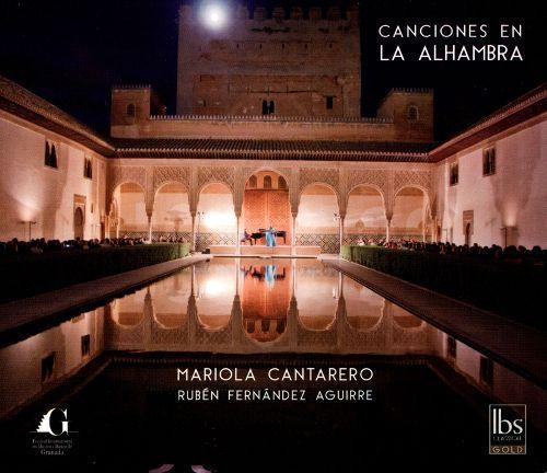 Canciones en la Alhambra [CD]
