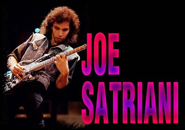 No Life Til Metal - CD Gallery - Joe Satriani