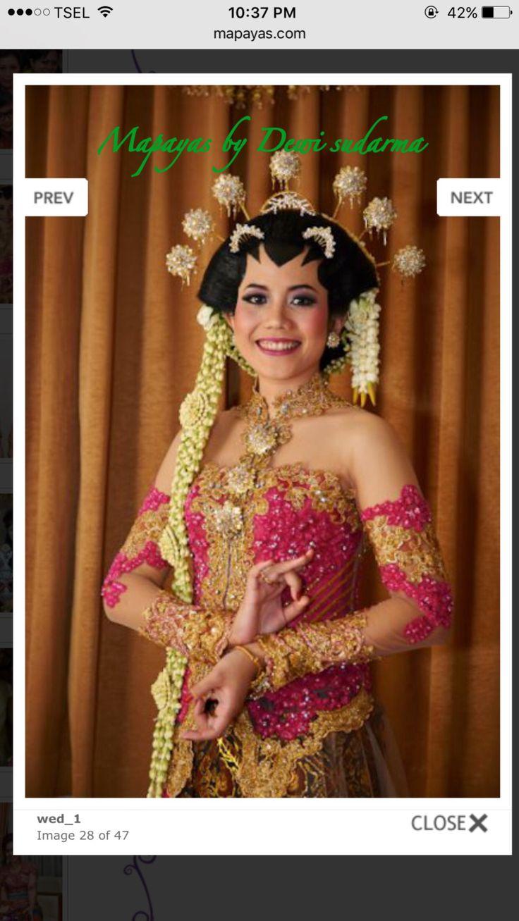Foto rias rambut & makeup pernikahan oleh Mapayas Salon And Rias Pengantin Bali