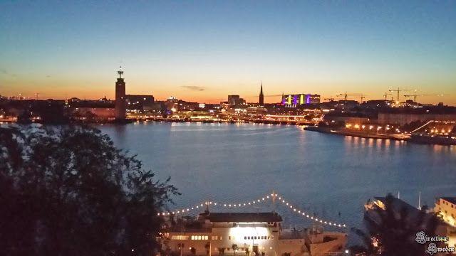 Sztokholm-1 rano