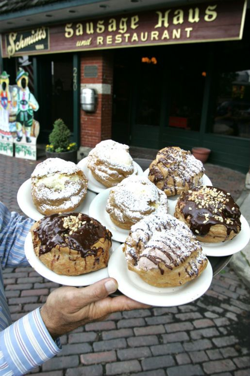 Which Cleveland German Restaurant Has The Best Food