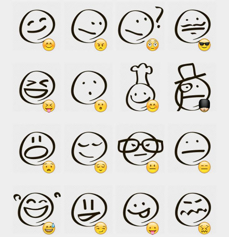 Liney Stickers Set | Telegram Stickers