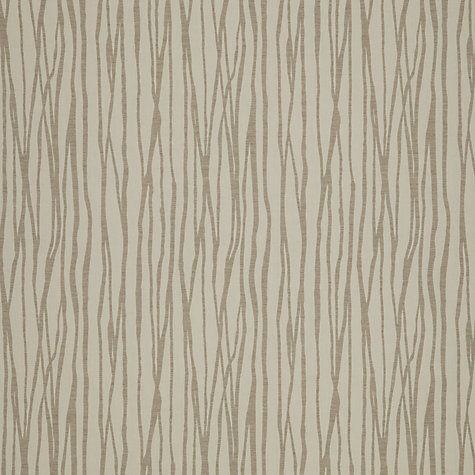 Undulated Stripe Furnishing Fabric Natural Swatchesstripe Curtainsjohn