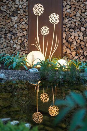 Wershofen Garten Design Sichtschutz Regal Pinterest Garten