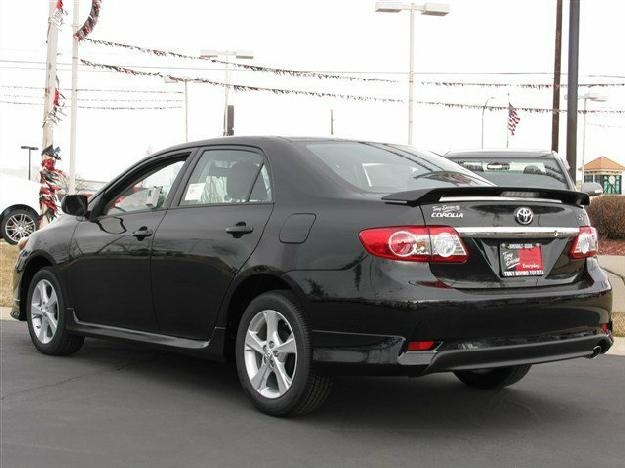 Truecar Com Used Cars >> Black 2012 Toyota Corolla S. | Cars I want | Pinterest ...