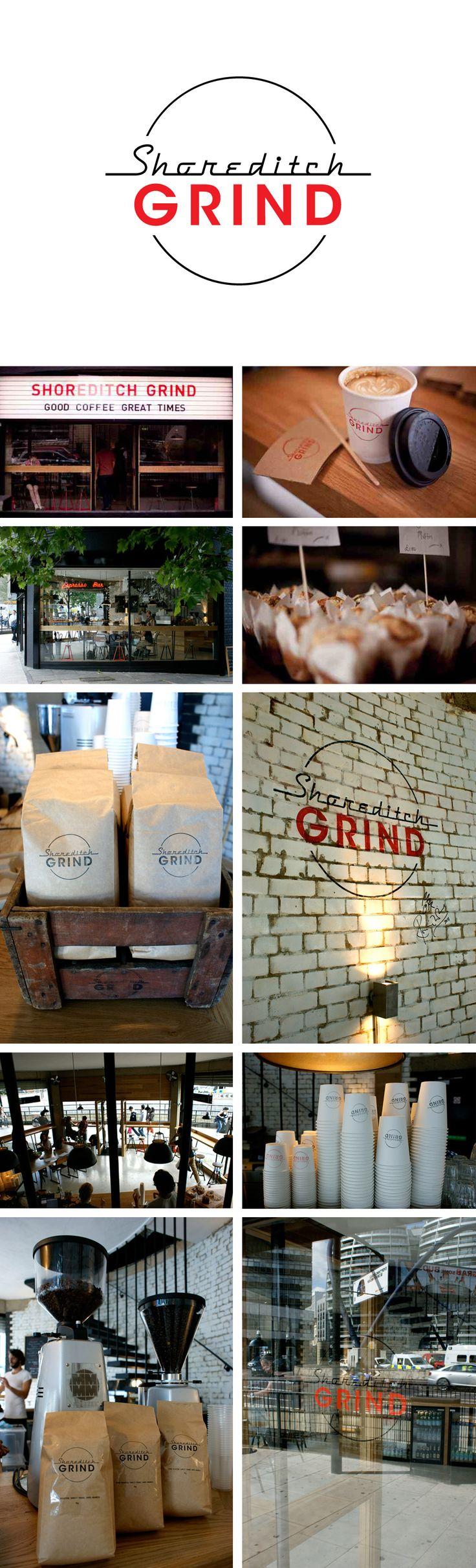 GREAT COFFEE & ESPRESSO  Shoreditch Grind 213 Old Street London EC1V 9NR  http://www.shoreditchgrind.com/