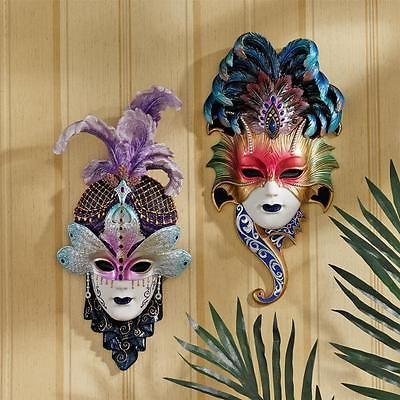Masks 38235: S Venetian Masquerades Masks Design Toscano Venetian Masks Italian Masks -> BUY IT NOW ONLY: $84.9 on eBay!