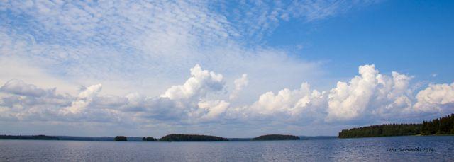 Keuruu, Keurusselkä , Finland