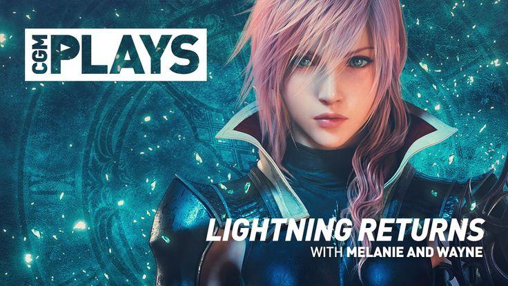 Lets play Final Fantasy XIII Lightning Returns